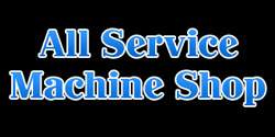 All Service Machine Shop, Inc Logo